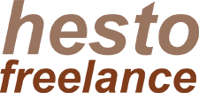 hesto freelance logo